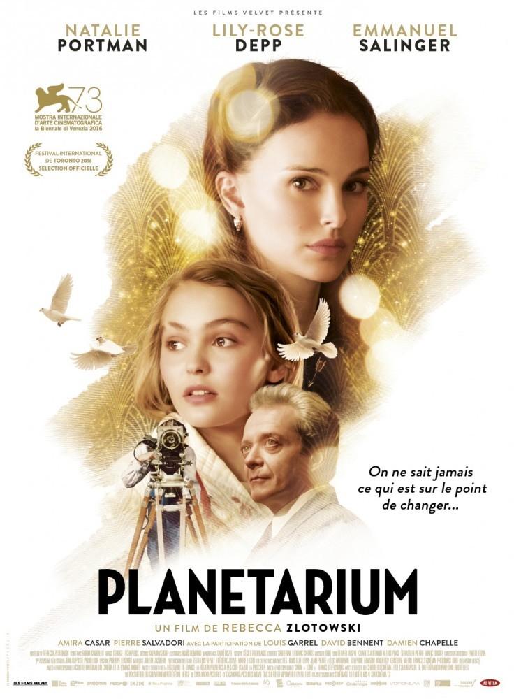 Planetarium Natalie Portman
